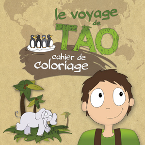 CD histoire musicale le voyage de Tao